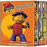 Sid the Science Kid: 3Pack Change/Bug/Good