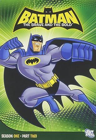 Amazon com: Batman: The Brave and the Bold: Season 1, Part Two