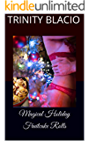 Magical Holiday Fruitcake Rolls (Hot Hearts Café Book 7)