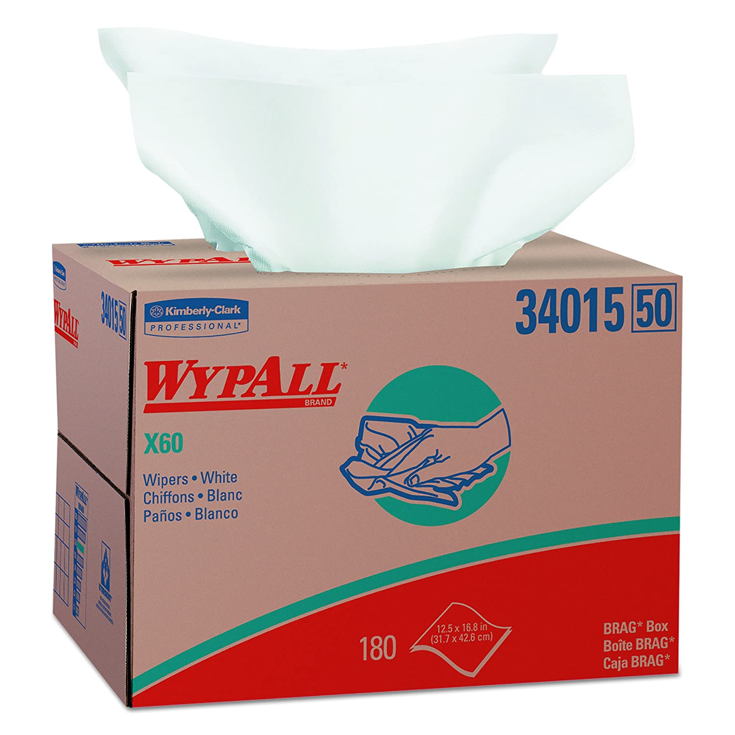 Kimberly-Clark WypAll Disposable Wiper