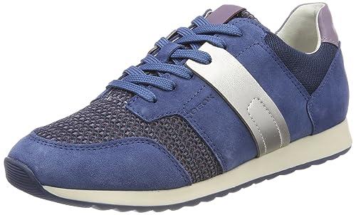 Geox D Deynna D, Zapatillas para Mujer: Amazon.es: Zapatos y complementos
