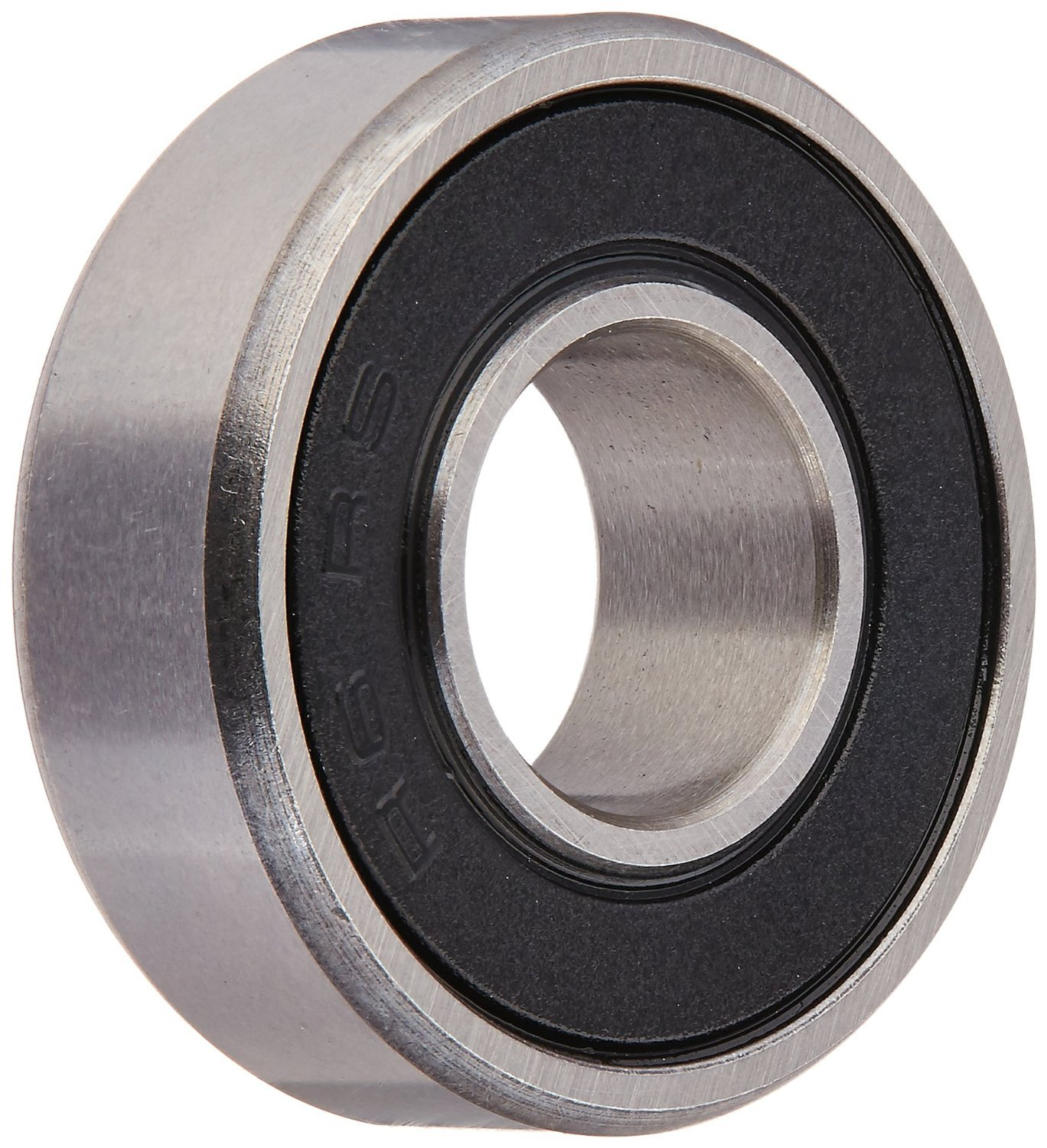 BC Precision BC-R6-2RS-2 Sealed Bearings 3/8 x 7/8 x 9/32 Ball Bearings/Pre-Lubricated (Pack of 2)
