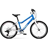 """Woom 4 Pedal Bike 20"""", 8-speed, Ages 6 to 8 Years"""