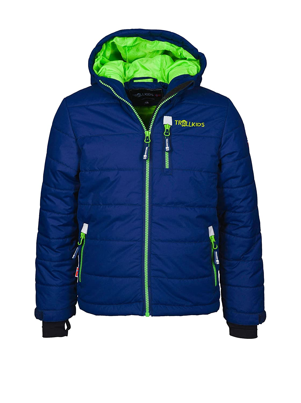 Bleu - Bleu roi 10 ans TrollEnfants Veste de ski enfant Hemsedal
