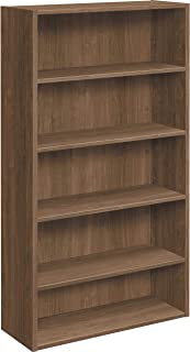 product image for HON LM65BCPNC Foundation Bookcase 5 Shelves 32-Inch W x 13-13/16-Inch D x 65-3/16-Inch H Pinnacle