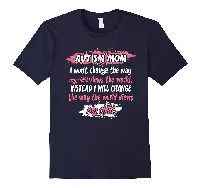 Autism Mom Awareness Tshirt-Autism Shirts-BN