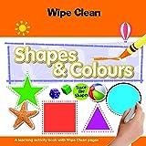 Wipe n Clean - Shapes & Colors
