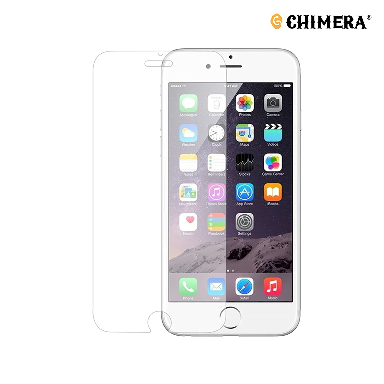 Chimera Matte Finish Tempered Glass Screen Protector: Amazon