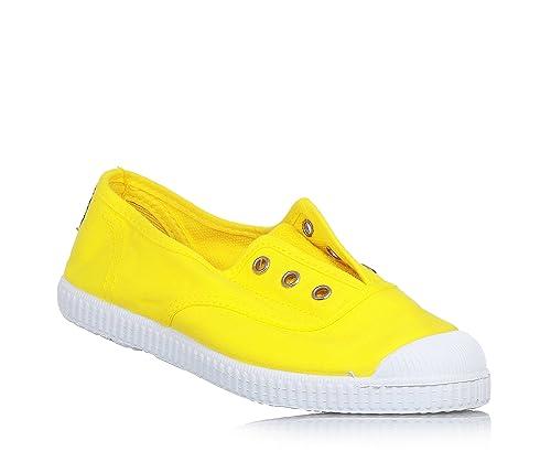 detailed look c756b bf4c4 CIENTA Sneakers Bambino Tessuto Profumate