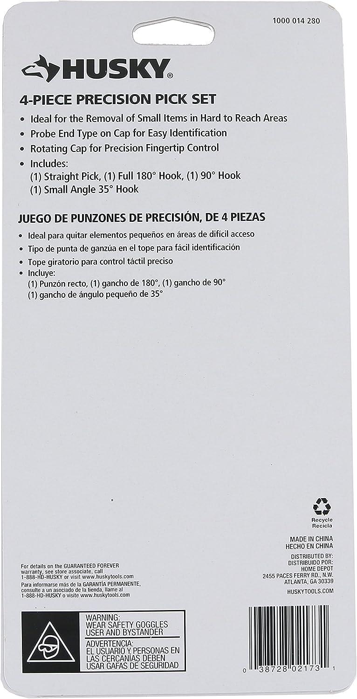 Amazon.com: Husky 4-Piece Set de Pick de precisión: Home ...