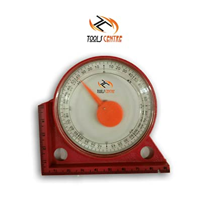 TOOLSCENTRE Magnetic Level Angle Finder (3