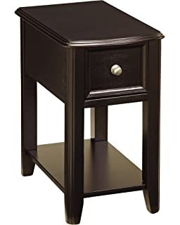 Wonderful Ashley Furniture Signature Design   Breegin Chair Side End Table    Contemporary Style   Rectangular