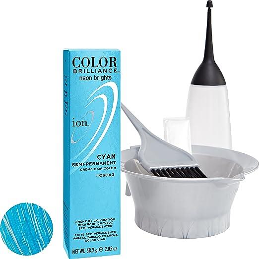 Ion Color Brilliance Semi Permanent Neon Brights Hair Color ...