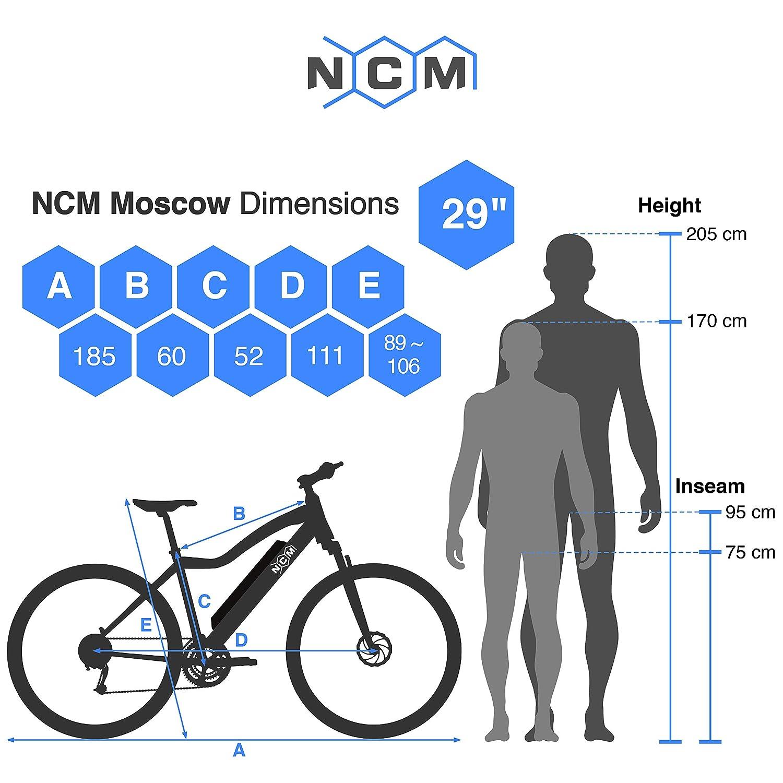 NCM Moscow Plus Precio