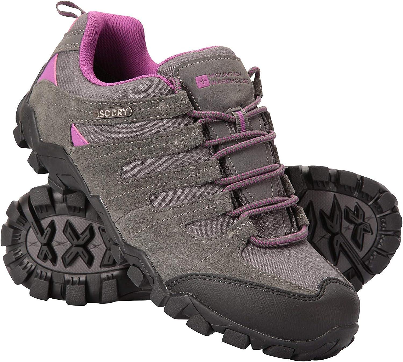 Mountain Warehouse Belfour Womens Waterproof Hiking Shoes