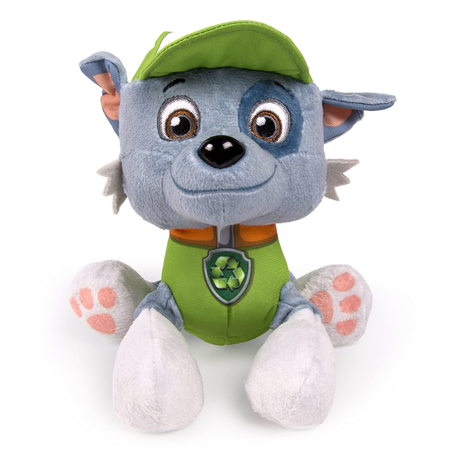 Paw Patrol Plush Pup Pals, Rocky Spin Master 6026845
