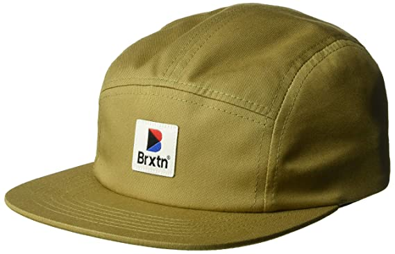 Image Unavailable. Image not available for. Color  Brixton Men s Stowell  Low Profile Adjustable Snapback Hat ... e82f923807d