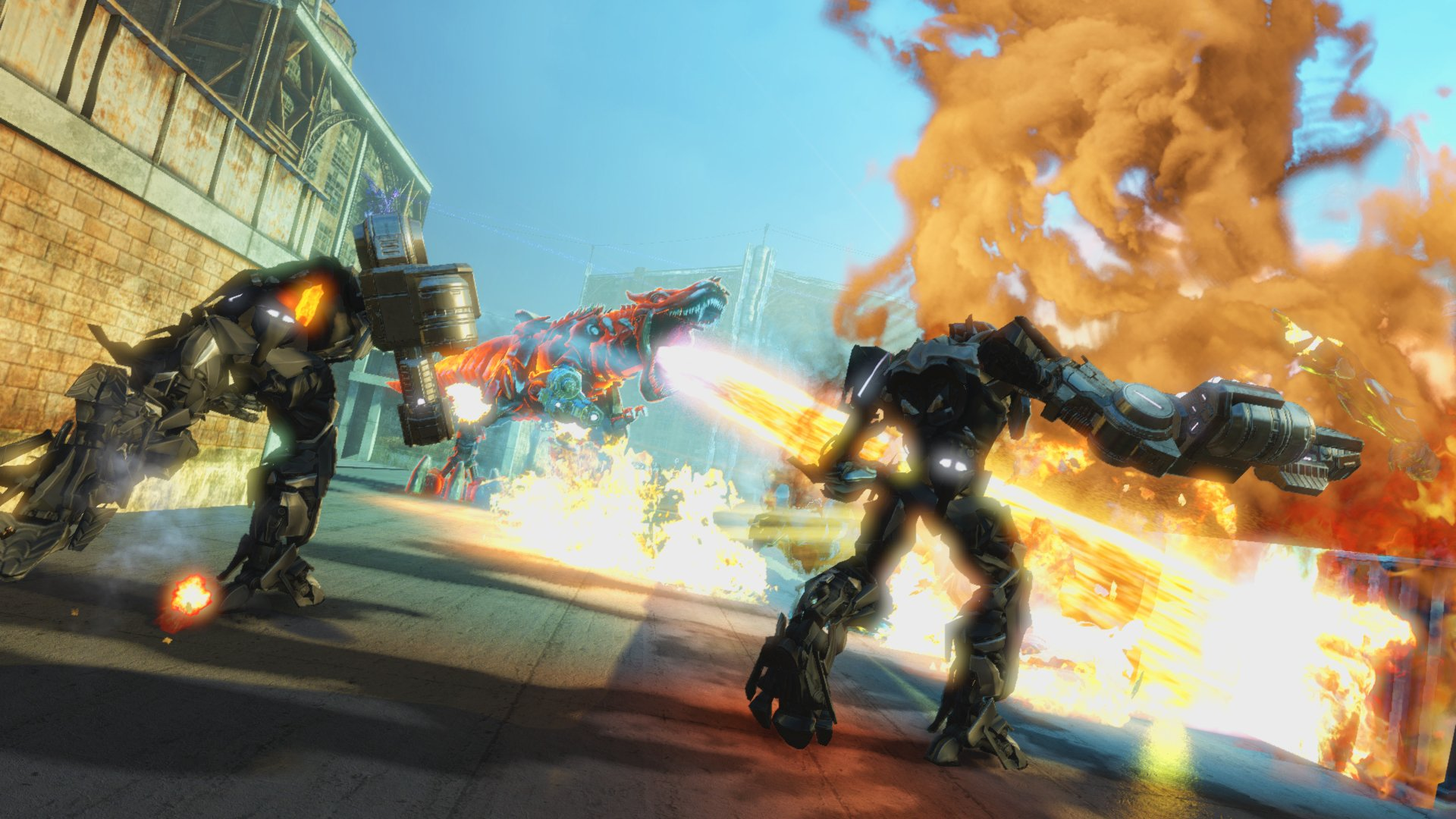 Transformers: Rise of the Dark Spark (Xbox One) by Activision (Image #2)