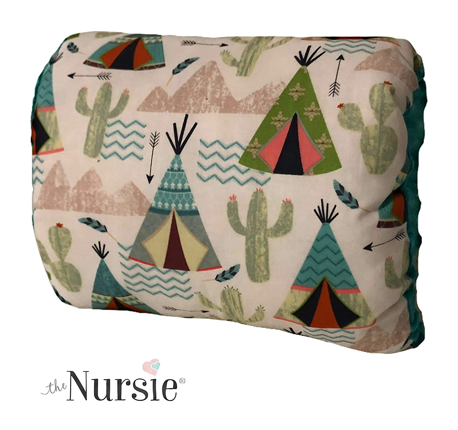 The Nursie Slip-on Nursing Arm Pillow | Breastfeeding Travel Pillow | Baby Shower Gift | (My Tribe)