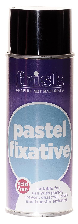 Frisk 400 ml Pastel Fixative Can, Transparent 66020400