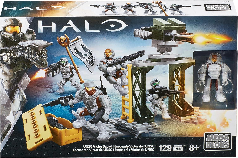 Mega Construx Halo UNSC Victor Squad