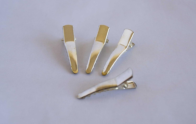 Pack de 12 pinzas clip para DIY de 3cm. Envío GRATIS 72h
