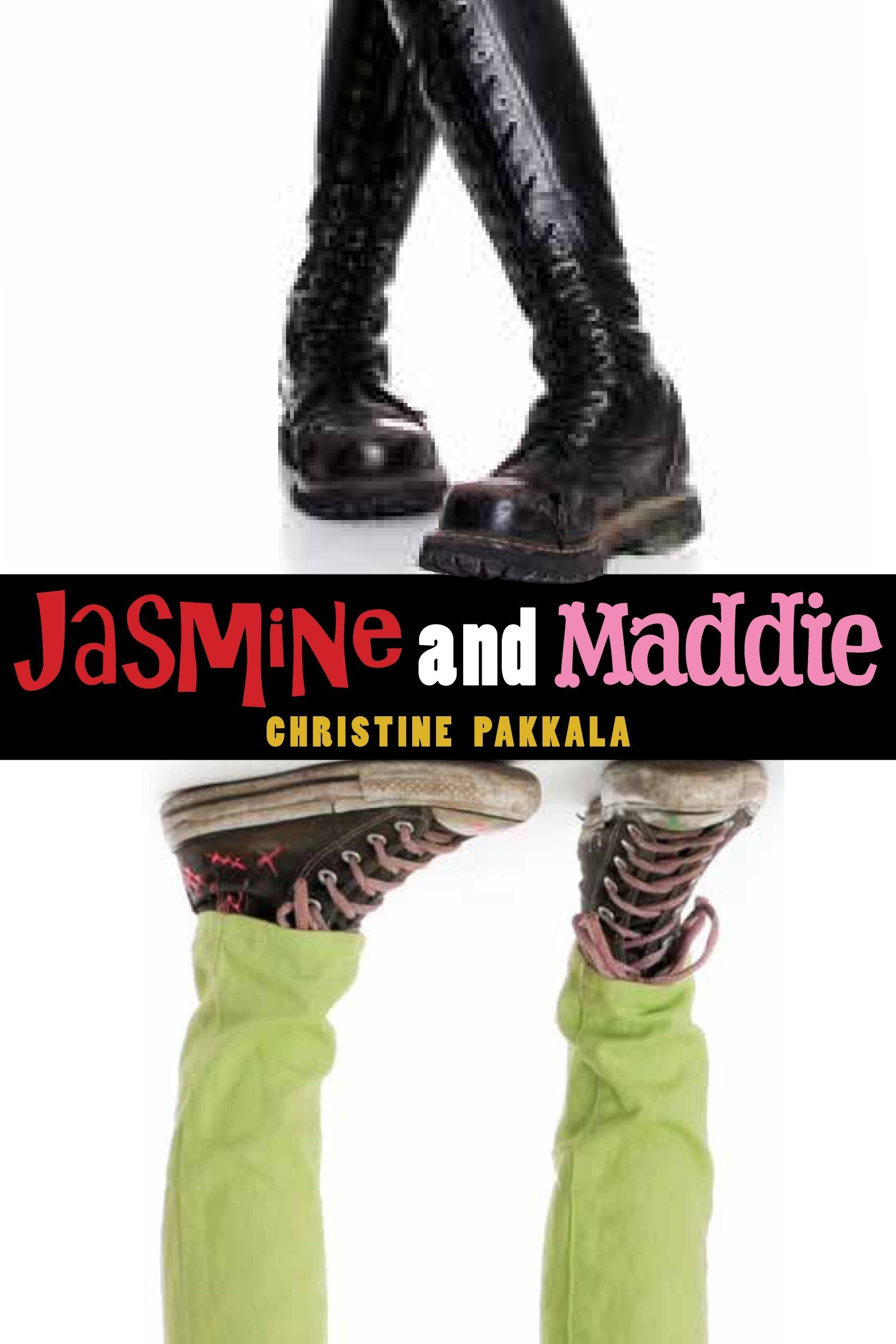 Download Jasmine and Maddie pdf epub