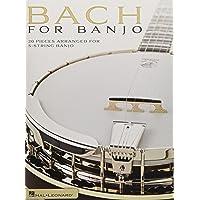 Bach for banjo - 884088548605