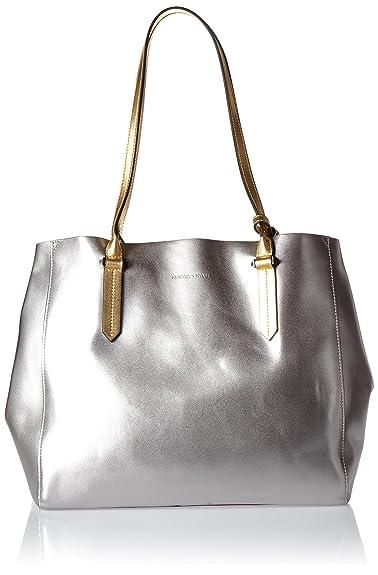16735c76d5a44 Kendall + Kylie Izzy, Women's Shoulder Bag, Silber (Gunmetal ...