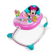 Disney Baby Minnie Mouse Peek-A-Boo Walker, Pink