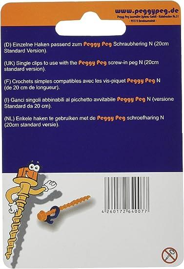 Peggy Peg Pp07 Haken N 6er Set Auto