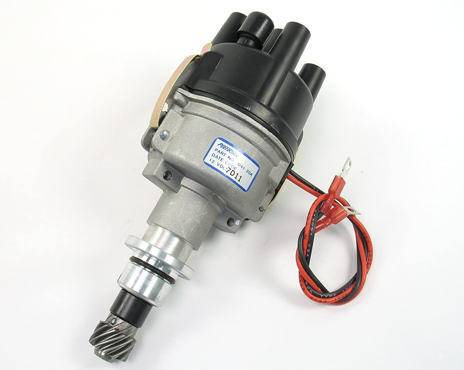 Pertronix D43-04BM Distributor Industrial for 4 Cylinder