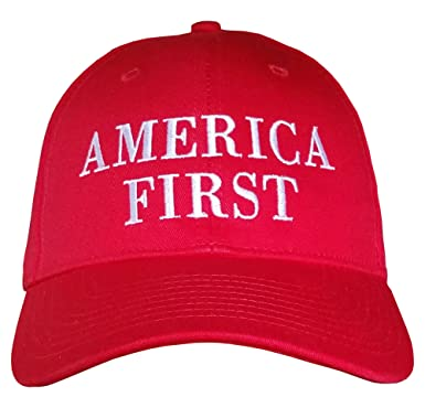 c06730db859 America First ~ HAT is MADE in USA ~ Make America Great Again ~ Trump Hat