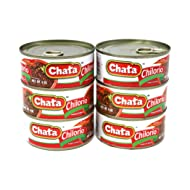 Chata Chilorio - Mexican Shredded, Seasoned Pork Meat - 8.8oz (Pack of 6)