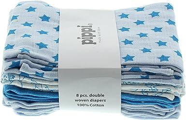 Pippi Unisex Baby Schal