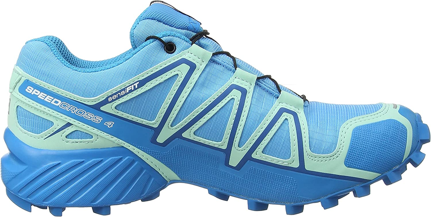 Salomon Speedcross 4 GTX Women aquarius beach glass