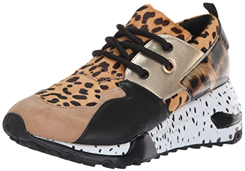 Steve Madden Sneaker Cliff Animal  Amazon.it  Scarpe e borse 7979053f610