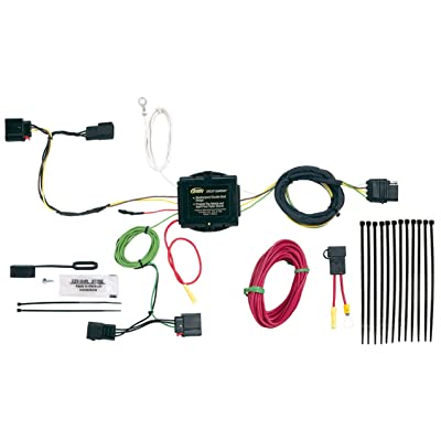 Hopkins 42175 Plug-In Simple Vehicle Wiring Kit: Automotive