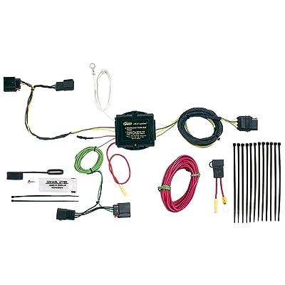Hopkins 42175 Plug-In Simple Vehicle Wiring Kit: Automotive
