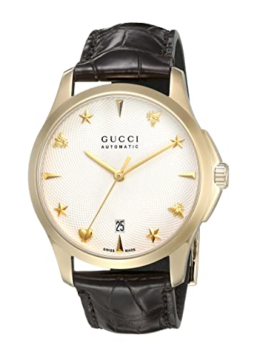Gucci Men's Swiss Dress Watch
