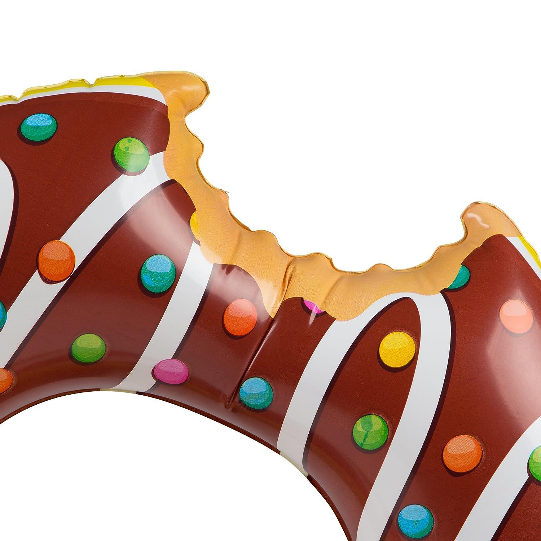 Ultrakidz Flotador Hinchable con Forma de Donut, XXL 331900000127: Amazon.es: Juguetes y juegos