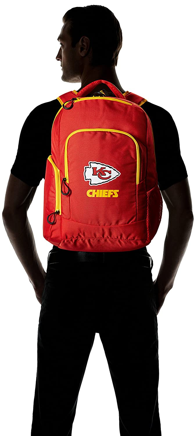 Lil Fan NFL Diaper Backpack Collection Kansas City Chiefs