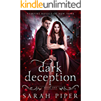 Dark Deception: A Vampire Romance (Vampire Royals of New York Book 1) book cover
