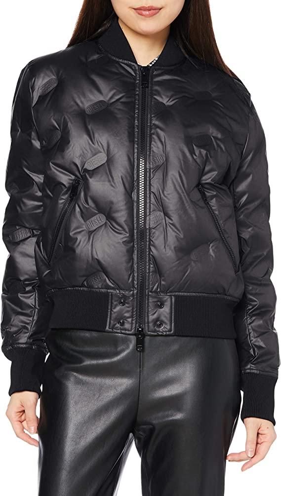Bomber donna invernale con imbottitura - diesel