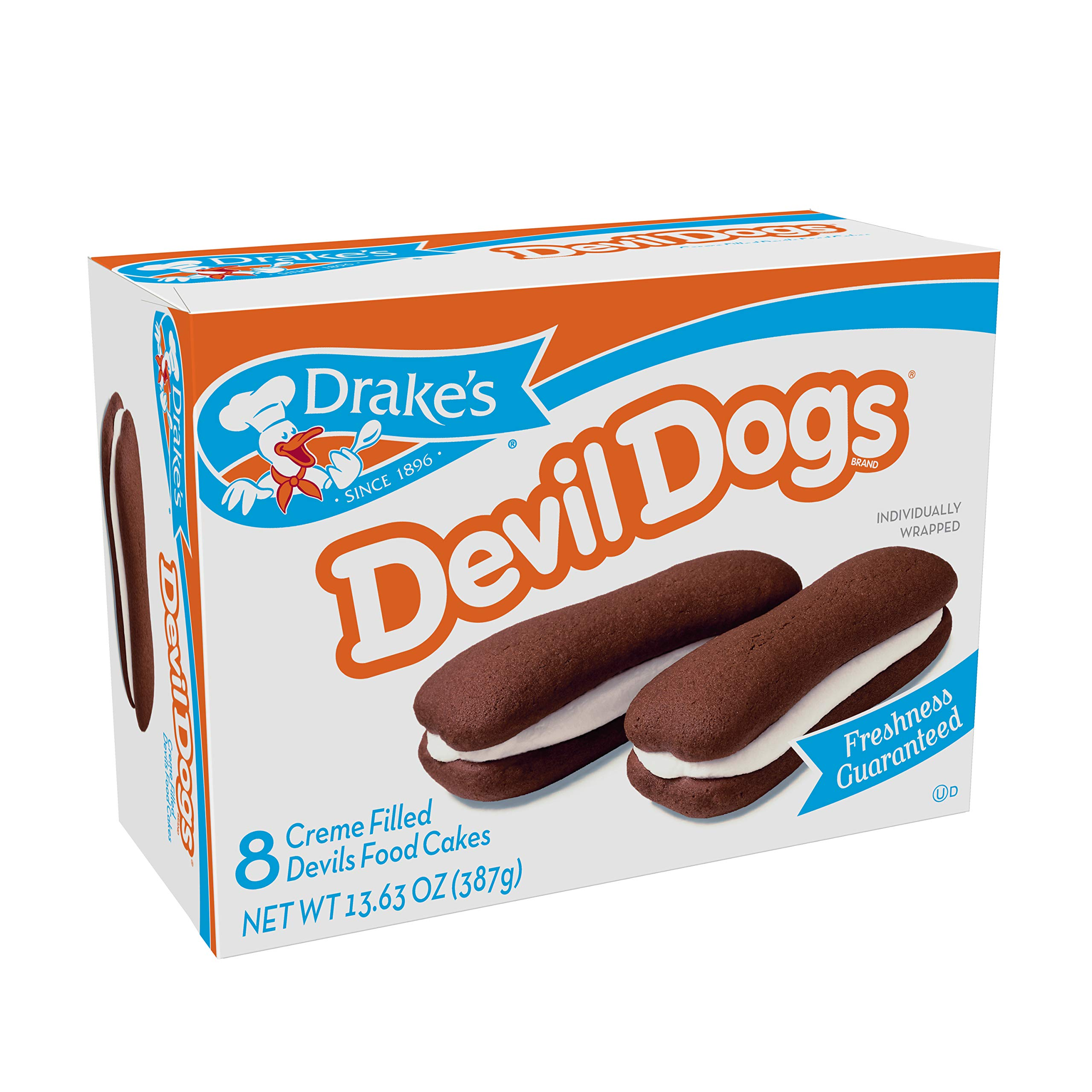 Drake's Devil Dogs, 48 Count by Drake's