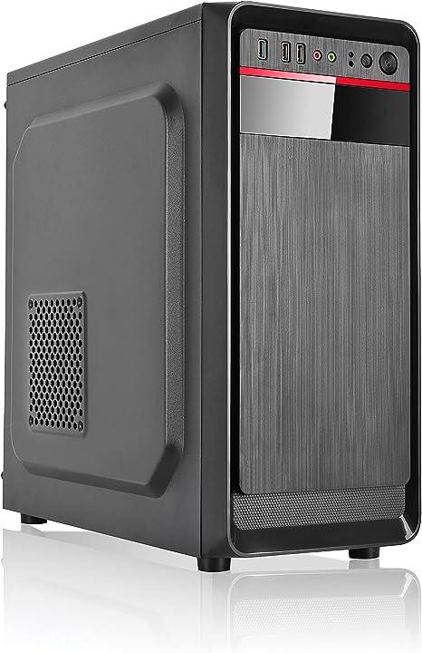 L-link Kluster - Caja USB 3.0 con Fuente de 500 W, Color Negro: L ...