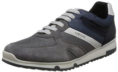 Geox Herren Sneaker in schwarzgrau kaufen | Zumnorde Online Shop