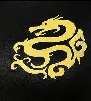 SYMTOP Disfraz de Ninja para Niños Traje de Kung Fu Equipo ...