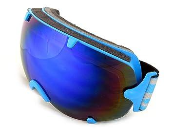 NAVIGATOR OMIKRON Skibrille Snowboardbrille, unisex, unisize, div. Farben (SCHWARZ)