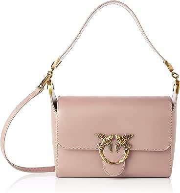 Pinko Shoulder Bag, BOLSO DE HOMBRO LOVE SIMPLY VIT.S para Mujer, Talla única
